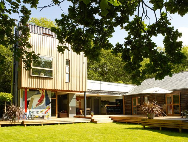The Grand Designs Isle of Wight House saw a 70s bungalow completely transformed