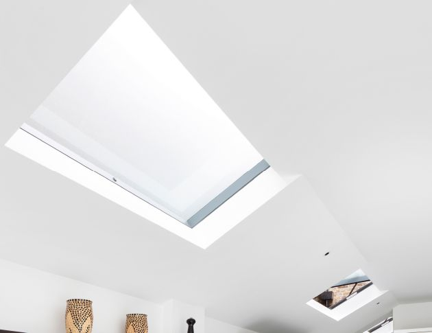 The Rooflight Co Grand Designs June 2019 Advertorial Kitchen Bright Rooflight Light Space White copy