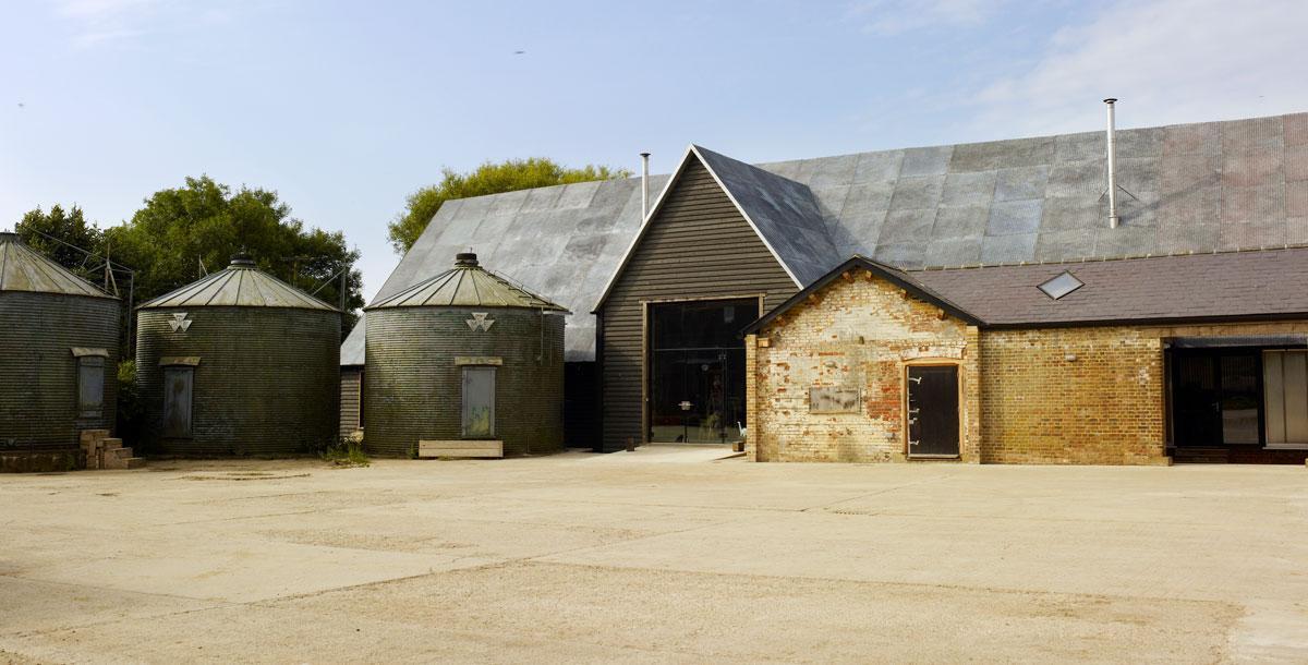 Essex barn conversion Grand Designs Braintree 2011