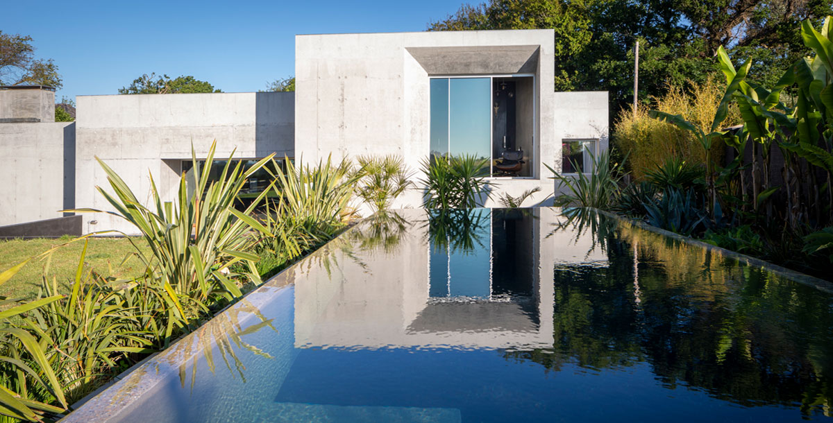 The Grand Designs concrete house is finally finished