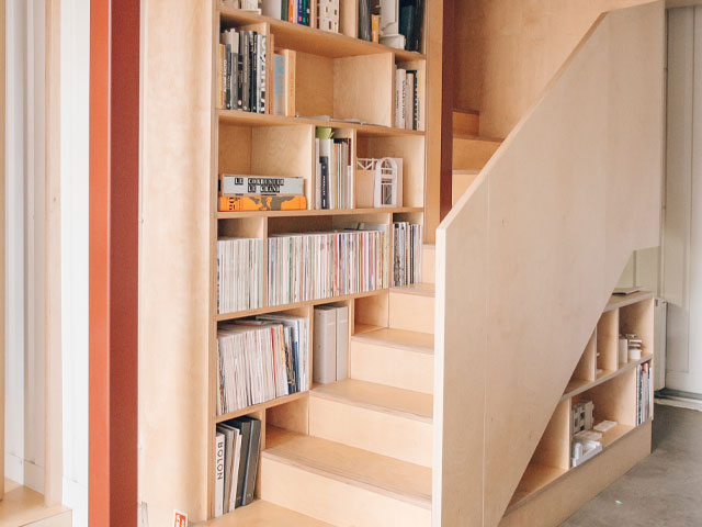 Understair storage is a great way to maximise storage space in your home - go bespoke for the best results