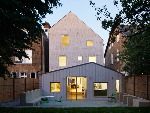 House-within-a-house, Brockley, is a RIBA 2021 National Awards winner