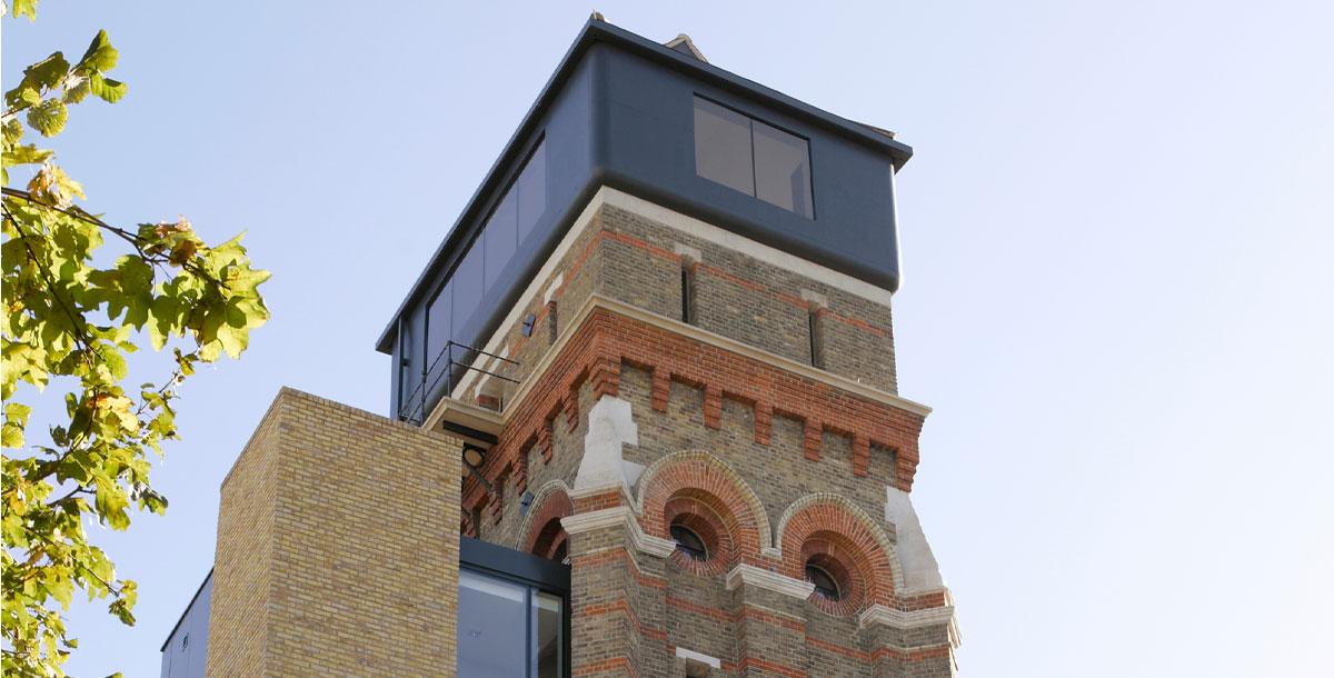 Kennington water tower, Grand Designs