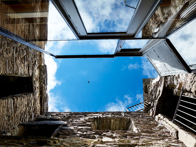 Pele Tower House in Cumbria by Woollacott Gilmartin Architects is a RIBA 2021 National Award winner